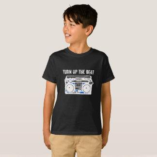 Turn up the Beat kids shirt
