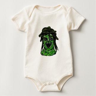 Turned to Stone Baby Bodysuit