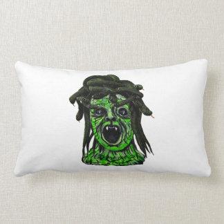 Turned to Stone Lumbar Pillow