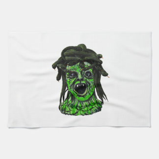 Turned to Stone Towel