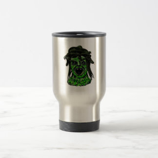Turned to Stone Travel Mug