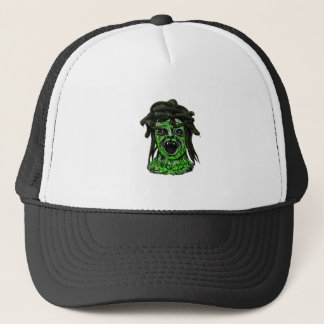 Turned to Stone Trucker Hat