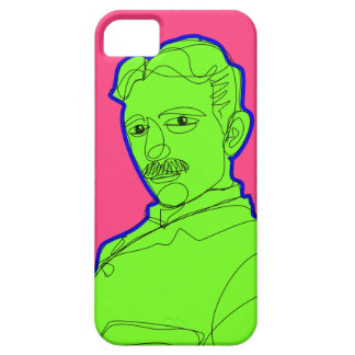 Turned Up Tesla Barely There iPhone 5 Case