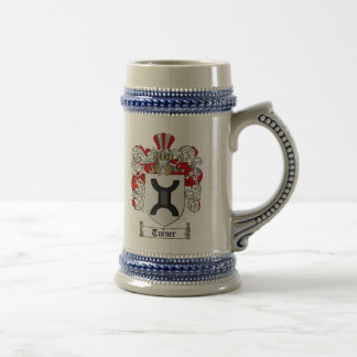 Turner Coat of Arms Stein