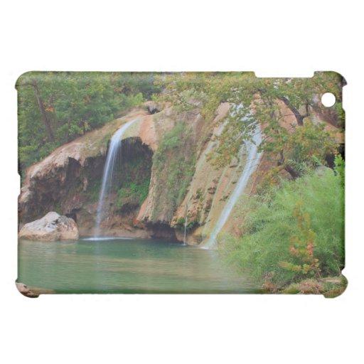 Turner Falls and Pool iPad Mini Covers