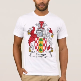 Turner Family Crest T-Shirt