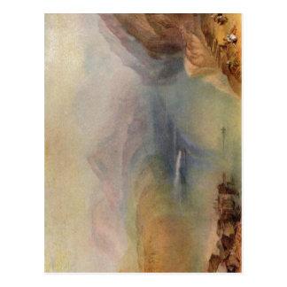 Turner, Joseph Mallord William Der Vierwaldst?tter Postcard
