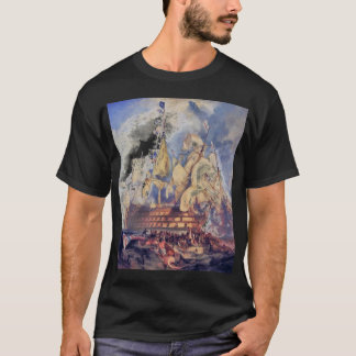 turner, the battle of trafalgar (1822) T-Shirt