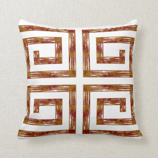 Turning Flame White Decor-soft Pillows