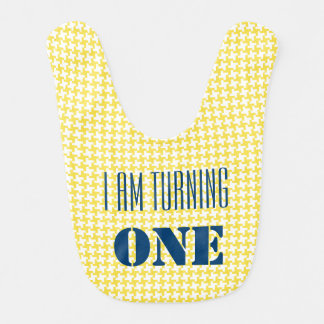 Turning One Bib {Carnival}