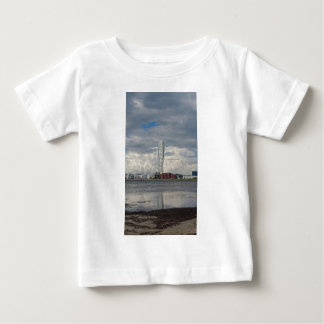Turning torso beach malmö sweden baby T-Shirt