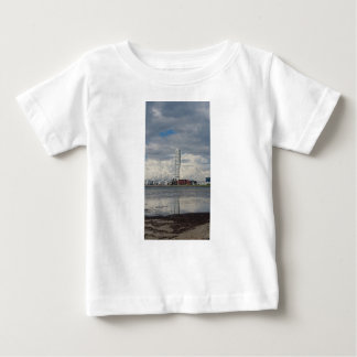 Turning torso beach malmö sweden baby T-Shirt