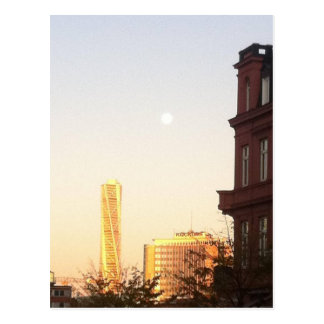 Turning torso of Malmo pious North Harbour Postcard