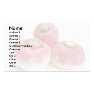 Turnips Business Card