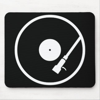 Turntable Mouse Pad