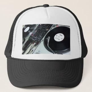Turntables Trucker Hat