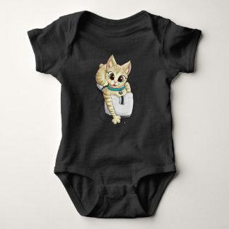 Turq Onepiece Baby Bodysuit