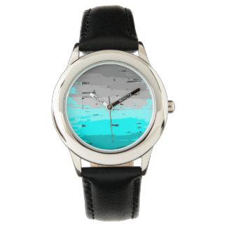 Turqoise to Gray Watch