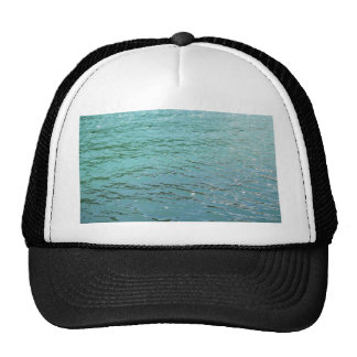 Turquois water hat