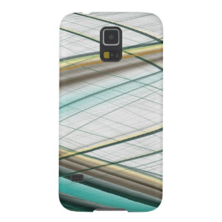 Turquoise abstract collection theme 1 galaxy s5 cover