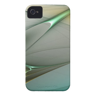 Turquoise abstract collection theme 2 iPhone 4 Case-Mate cases