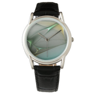 Turquoise abstract collection theme 2 watch