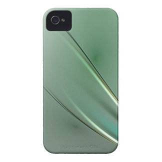 Turquoise abstract collection theme 4 iPhone 4 Case-Mate case