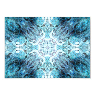 Turquoise Abstract, with some soft blurred edges. Announcement