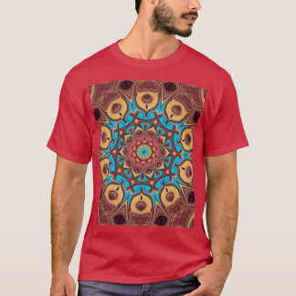 Turquoise Delight. T-Shirt