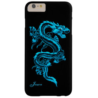 Turquoise Dragon Custom iPhone 6 Plus case