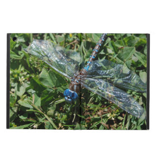 Turquoise Dragonfly iPad Case