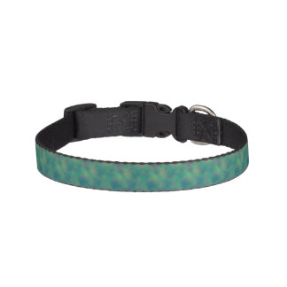 Turquoise Dream Dog Collar