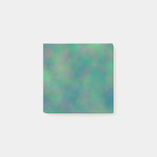 Turquoise Dreams Post It Notes
