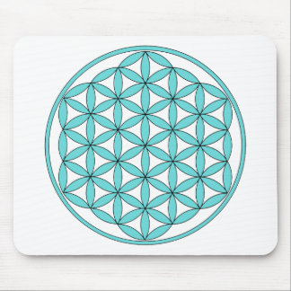 Turquoise FOL Mouse Pad