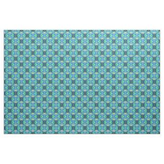 Turquoise Fun - Fabric
