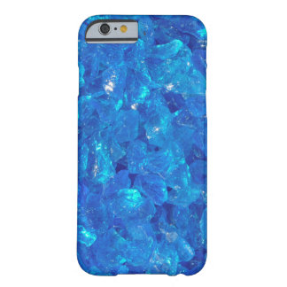 TURQUOISE GLASS BARELY THERE iPhone 6 CASE