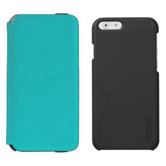 Turquoise Incipio Watson™ iPhone 6 Wallet Case