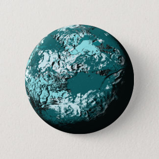 Turquoise Moon Button