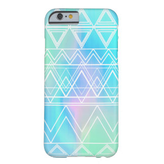 Turquoise Multi Tribal Barely There iPhone 6 Case