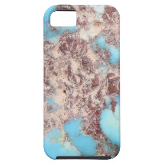 Turquoise Nugget Tough iPhone 5 Case