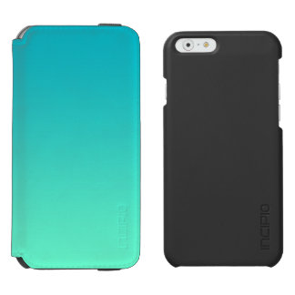 Turquoise Ombre Incipio Watson™ iPhone 6 Wallet Case