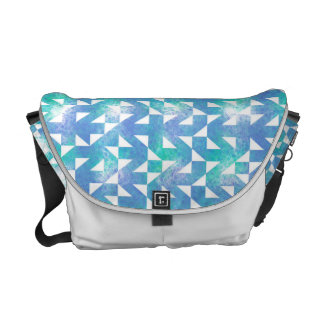 Turquoise Paradise Commuter Bags