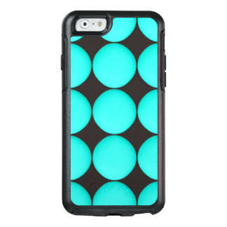 Turquoise Pattern OtterBox iPhone 6/6s Case
