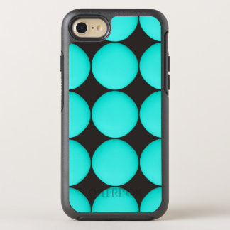 Turquoise Pattern OtterBox Symmetry iPhone 8/7 Case