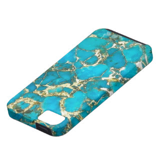 """""""Turquoise Phone Case"""" iPhone 5 Cases"""