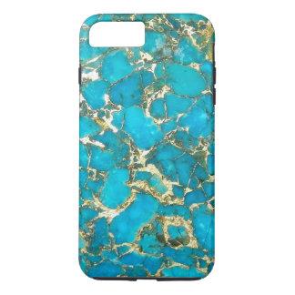 """""""Turquoise Phone Case"""" iPhone 7 Plus Case"""