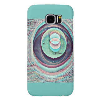 turquoise plastic portable hull samsung galaxy s6 cases