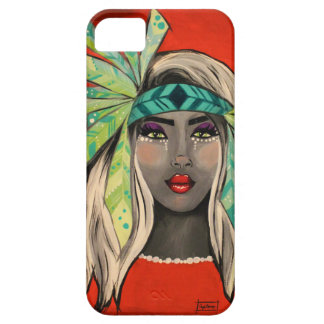 Turquoise Princess Case For The iPhone 5