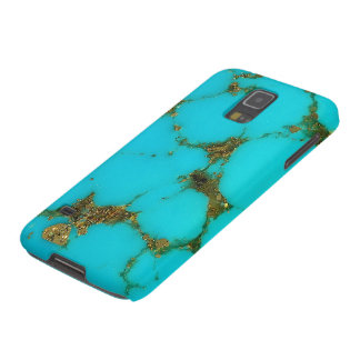 Turquoise Samsung Galaxy Phone Case Cases For Galaxy S5