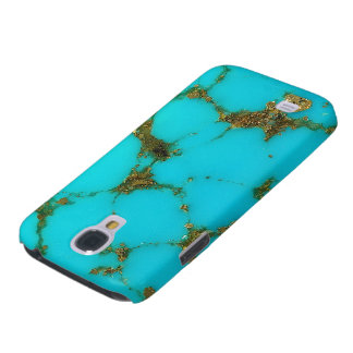 Turquoise Samsung Galaxy Phone Case Galaxy S4 Cases
